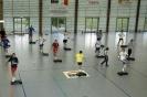 Vorbereitung Aerobic