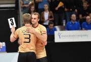 27.09.15 Volleyball Deutschland - Serbien